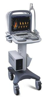 Ons echografieapparaat